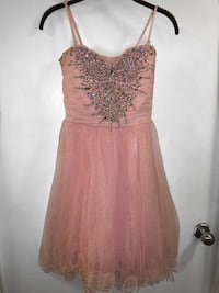 PINK Prom / semi/ wedding DRESS  Toronto, M5A 0M7