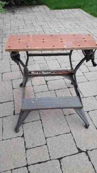 Black and Decker Workmate Bench St. Catharines