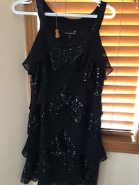 women's black sleeveless dress Edmonton, T6V 1P3