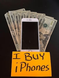 Sell us Your use or broken iPhone 5 and UP  Marietta, 30062
