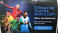 FIFA WORLD CUP/ LIVE TV San Antonio, 78238