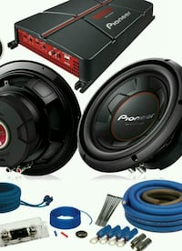CAR AUDIO RADIO PACKAGE DEAL New York