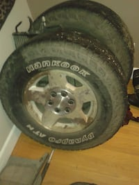 $300 rims and tires for both. $160 ea  Edmonton