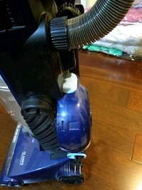 blue and black upright vacuum cleaner Germantown, 20874