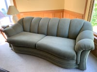 Custom Made Sofa/Pull Out Sleeper, Love Seat, Arm Chair Set Clive, 50325