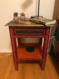 Vintage Nightstand or Side Table Santa Monica, 90404
