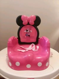 Minnie Mouse Booster Seat Charlestown, 47111