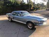 Ford - Mustang - 1967 Beverly Hills