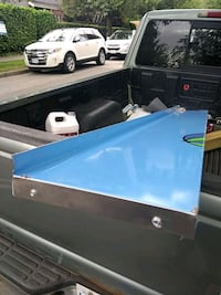Stainless steel shelf Vancouver, V5Y 1W9
