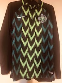 Nigeria 2018 World Cup tracksuit too Hyattsville, 20784