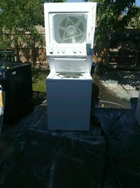 white stackable washer and dryer Miami Gardens, 33056