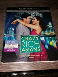 Crazy Rich Asians (4K/Blu-Ray) US