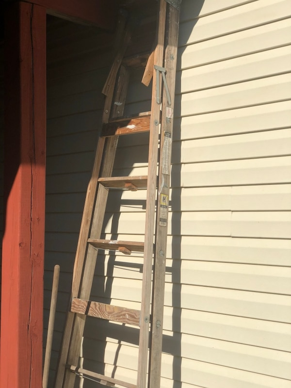 8 foot ladder