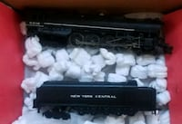 Antique train whole lot is on offer up Detroit, 48212