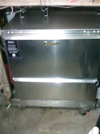 Traulsen 32 inch two Drawer under the counter Refrigerator