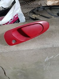 Spare Passenger door handle from  my 95 civic Kitchener, N2E 3A5