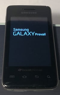 Samsung Galaxy Prevail LTE G360P Boost Mobile Android Smartphone (Black) Fort Washington, 20744