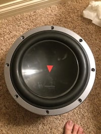 10 inch Kenwood sub and amp Edmonton, T5L 0E5