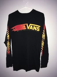 Vans Long Sleeve Langford, V9C 0B4