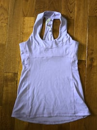 Purple Lululemon tank top