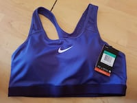 New sports bra size xlarge but fits like large Cornwall, K6H 2H1