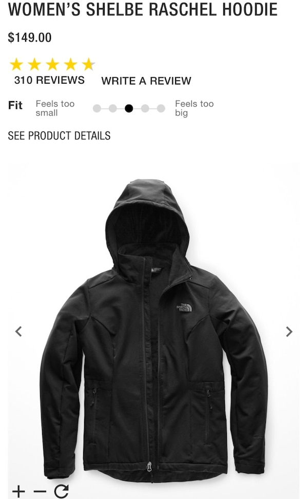 d0a787b6d Brand new New North Face Women's Shelbe Raschel Soft Shell Jacket Size M or  LG retails $150