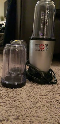 Magic bullet great condition  East Lansing, 48823