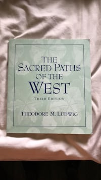 THE SACRED PATHS OF THE WEST (THIRD EDITION) (NEED GONE ASAP)