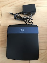 Linksys EA 3500 router  Jersey City