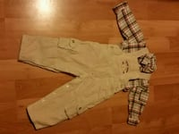 Baby size 18months-2 years old(warm pant,shirt)  Wenatchee, 98801