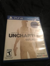 Uncharted collection PS4 Kissimmee, 34746