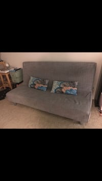 sofa bed w/ 2 pillows Fullerton, 92831