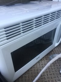 white LG window-type air conditioner Silver Spring, 20906