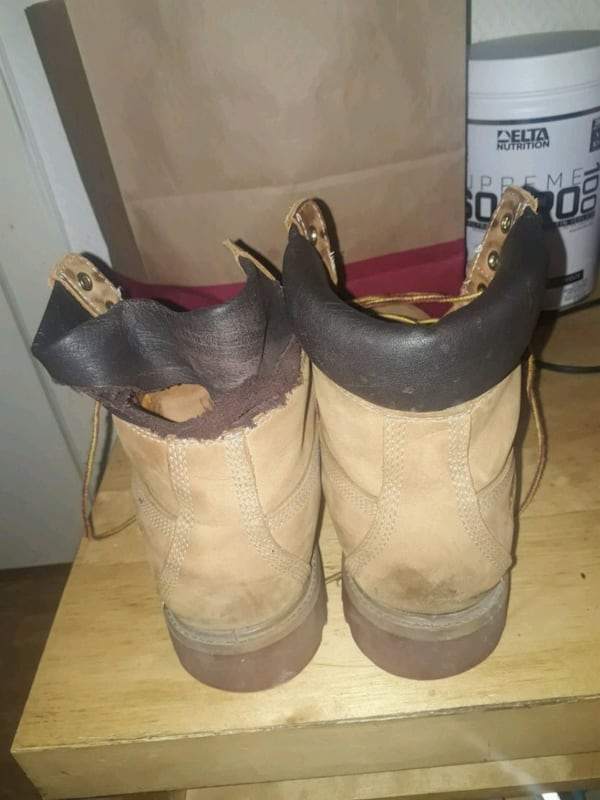 TIMBERLAND BOOTS 6INCHES size 43 708a4915-0013-4035-9246-beb390be3160