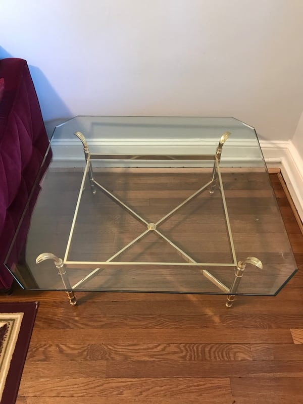 Large Square Glass Coffee Table a3379d71-f170-4fc8-80c9-0bd8eae53284
