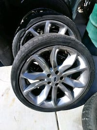 Today only Explorer rims and tires Las Vegas