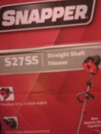 Snapper weed eater brand new High Point