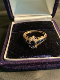 14kReal gold ring size 7 Derwood, 20855