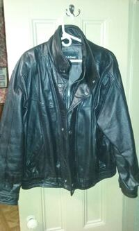 4, used men's leather jackets