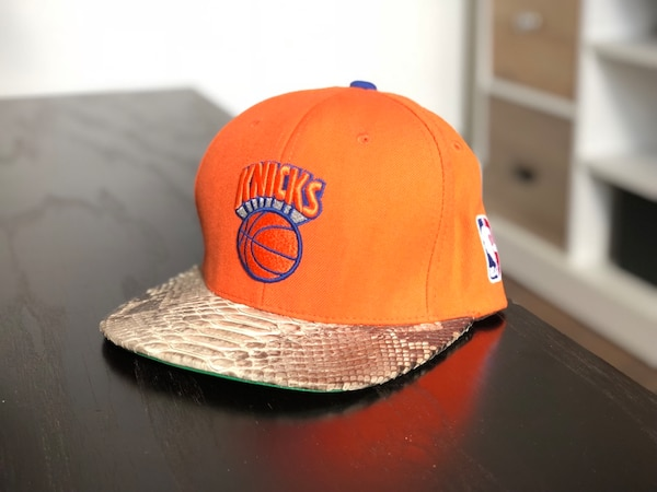 6e055646af4 Just Don python Knicks SnapBack hat. HomeFashion and Accessories New York