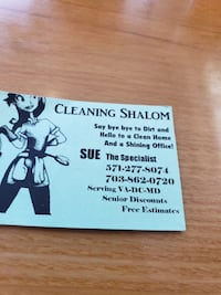 House cleaning Alexandria