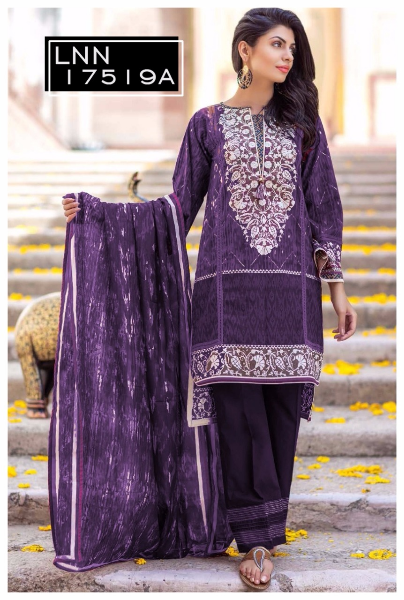 Lawn Suits For Women 0004 ISLAMABAD