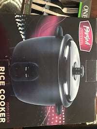 Rice cooker  San Diego, 92173