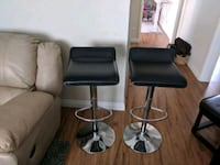 Leather high chairs  Tustin, 92780