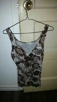 Ladies size small top