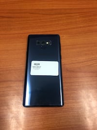 Samsung Galaxy Note 9 128GB (CARRIER UNLOCKED)