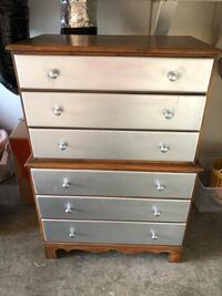 Dresser (6 drawers) Daly City, 94015