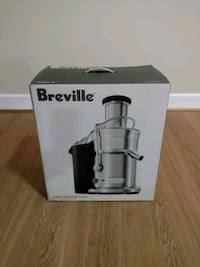 Breville Juice Fountain Elite, model 800JEXL 24 km