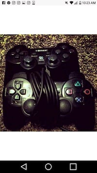 black Sony PS3 game controller New Orleans, 70122