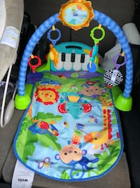 Fisher price baby mat and piano New Salem, 17408